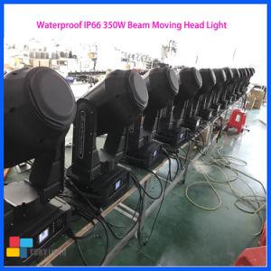 防水段階350W LEDのビーム移動ヘッドライト