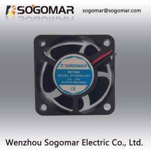 Ventilateur permanent de bonne qualité 40x40x20mm roulement de manchon 2-Leawire