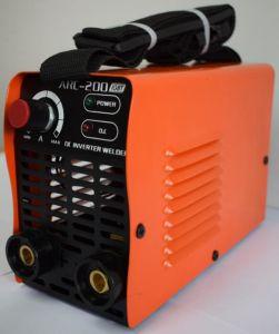 Mini Arc120una máquina de soldadura, DC INVERTER portátil IGBT MMA/máquina soldadora de arco