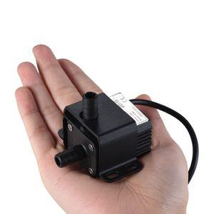Mini Micro Motor Silencioso submersíveis centrífugos Solar sem escovas DC Fonte de bomba de água para gravação a laser