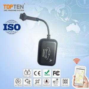 Micro GPS Rastreador para moto, carro, caminhão com Power Alerta Cut (MT05-ER)