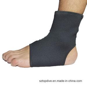 Il neoprene poco costoso all'ingrosso di forma fisica della Cina mette in mostra il supporto della caviglia