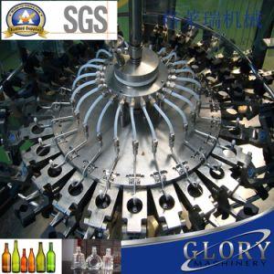 12000bph automatique de la rondelle de bouteilles en verre