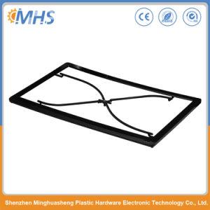 ABS personalizados de moldagem por injeção de Cavidade Única de polimento de peças de plástico