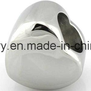 Perles de la plaine personnalisé pour la gravure du logo de votre entreprise