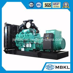 Gruppo elettrogeno diesel di potere di Cummins 800kw 1000kVA con la garanzia globale Qst30g4