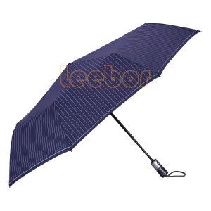 品質強く容易な折る雨メンズ傘のサイズ