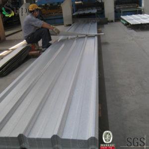 波形カラー上塗を施してある鋼鉄屋根ふきシート