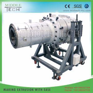 PVC plástico/Vaciado de UPVC/tubo de suministro de agua/metro/equipos de extrusión de manguera