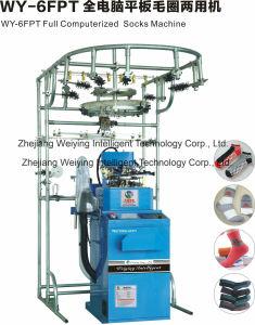 Weiying automatiseerde volledig de Breiende Machine /6fpt van Terry Socks