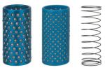 Guia de rolamento deslizante Fz pistas de rolamento de esferas, a gaiola do rolamento de esferas