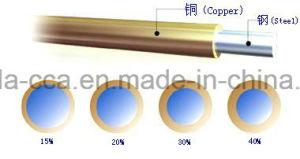 Filo di acciaio placcato di rame (collegare di CCS)