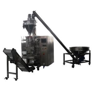 Xff-L Polvo Vertical Automática Máquina de embalaje
