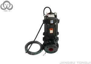 Abwasser-zentrifugale Abwasser-Pumpe mit Abwasser-Unterseeboot-Pumpe Nicht-Verstopfen