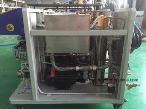 물 또는 기름 형 온도 기계