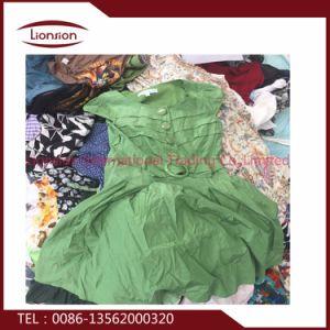Vestiti utilizzati esportati dal sud della Cina nell'Uganda