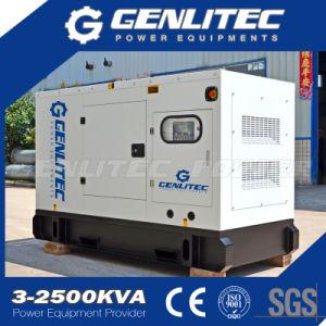 Genlitec 24Kw de puissance 30kVA Groupe électrogène Perkins