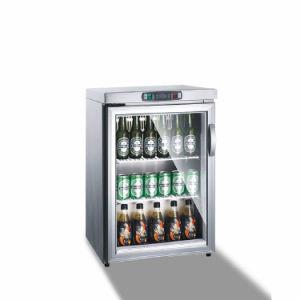 Hot Sale contre l'affichage supérieur du refroidisseur de la bière