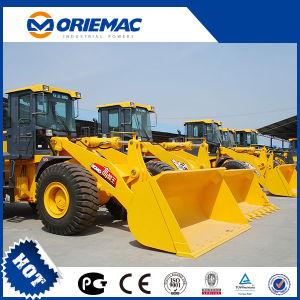 3ton de Lader Lw300fn van het Wiel XCMG voor Verkoop in Bangladesh