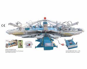 Stampante automatica dello schermo della tessile di serie di Yh per il sacchetto di acquisto