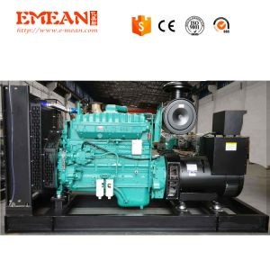 Cummins Engine 360kw 450kVAの無声ディーゼル発電機と満載