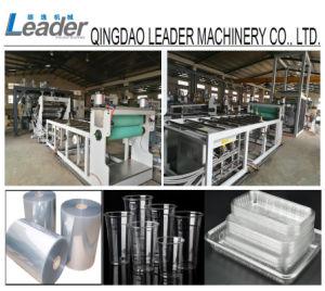 500-600kg/H PE PP PS máquina de extrusão da folha de PET