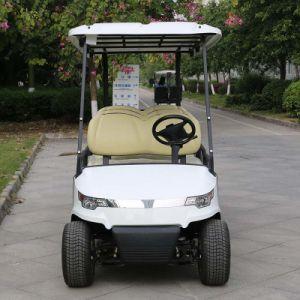 6 personne d'approuver ce nouveau modèle de voiturette de golf électrique (DG-C6-8)