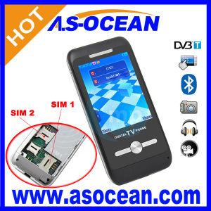 De digitale Telefoon van TV T538 met Slank Ontwerp