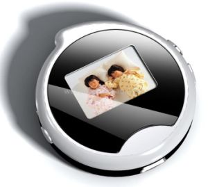Th1.1インチのデジタル写真フレーム(HPW-0113) eの主要な材料は非編まれた生地である。 <br /><br />指定、単語および映像によって印刷される外側は受諾可能である。