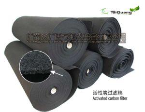 Cotone attivato del filtro dal carbonio
