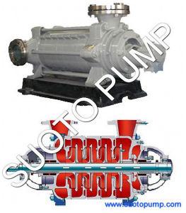 La D digita la pompa a più stadi orizzontale ad alta pressione, pompa d'alimentazione dell'acqua della caldaia, pompa centrifuga, pompa ad acqua, pompa elettrica, pompa ad acqua libera, pompa antincendio