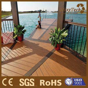 Docksおよびマリーナのための広州Composite Wood Outdoorのデッキ