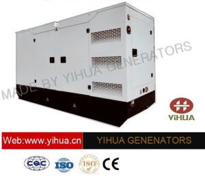 20kVA 25kVA 30kVA Puissance électrique Cummins 40kVA Groupe électrogène Diesel silencieux[IC180127A]