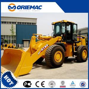 Lader Lw600k van het Wiel van 6 Ton van China de Nieuwe