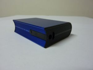 Copia de seguridad de forma de libro 12000mAh teléfono Banco de potencia (OM-PW135)