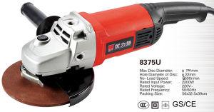 Le pouvoir réel 2400W Industrial Cooper sur le fil meuleuse d'angle sur la vente