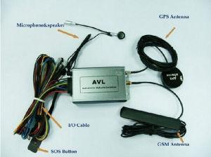 Support des GPS-Fahrzeug-Verfolger-Avl05 hören innen, Kraftstoff-Fühler, Temperaturfühler-Flotten-Gleichlauf-System