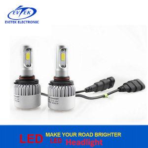 車LEDのヘッドライト6500Kのための自動ヘッドライトの球根72W 8000lm 9005 Hb3 S2の穂軸LEDのヘッドライトの球根