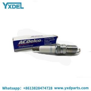 La máxima calidad de las bujías de Iridium 12568387 American Truck Bujía para Acdelco 8#41-101 Itr4a15