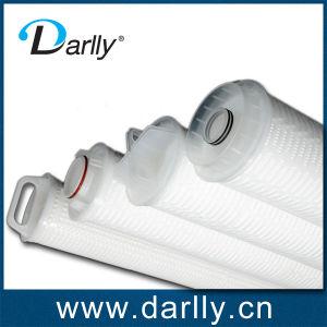 alta Flowment cartuccia di filtro dalla fibra di vetro di 10um