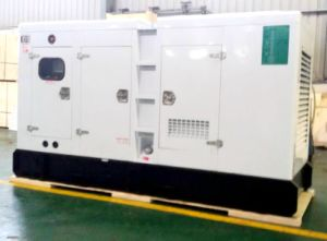 200kw/250kVA-320kw/400kVA DeutzエンジンBf6m1015のディーゼル無声発電機