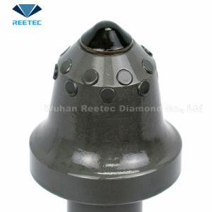 Outil de sélection amélioré PCD diamant pour l'exploitation minière souterraine, les mines de diamant