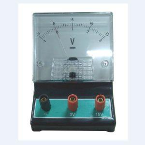 تجهيز تربويّ (أمّيتر, فلطمتر, مقياس غلفانيّ)