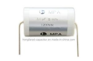 Электронных Компонентов на основе металлических полипропиленовая пленка конденсатор на громкий динамик Cbb20 Мпа с внутренним шаровым шарниром