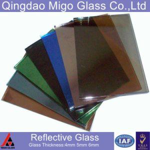 4-12mm Recubrimiento duro templado laminado reflectante ///clear/vidrio flotado tintada para Windows
