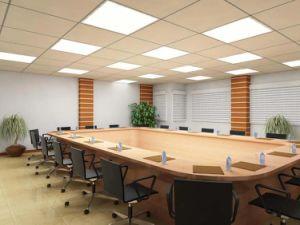 2*2 pieds145lm/W, haute efficacité Frameless commerciale des feux de panneau à LED