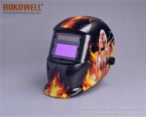 安い価格の販売のための自動暗くなる溶接のヘルメット