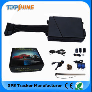 Водонепроницаемый контроля топлива автомобиля мотоциклов 3G GPS Tracker