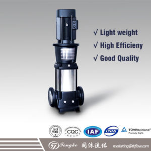 La serie Gdl centrífugo multietapa Vertical de la bomba de agua a alta presión