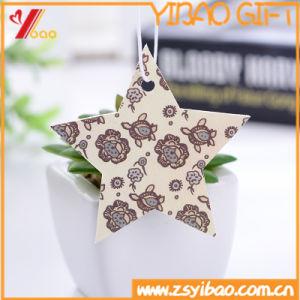Papel colgantes caliente coche Ambientador Perfume para regalo de promoción (YB-CF-01)
